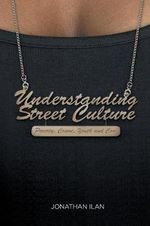 Understanding Street Culture : Poverty, Crime, Youth and Cool - Jonathan Ilan