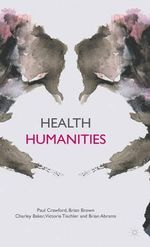 Health Humanities - Paul Crawford