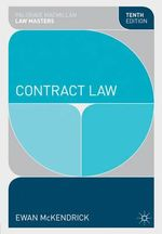 Contract Law - Ewan McKendrick