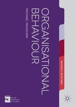 Organizational Behaviour - Mike Maughan
