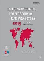 International Handbook of Universities - International Association of Universities