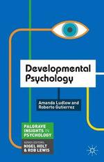 Developmental Psychology - Amanda Ludlow
