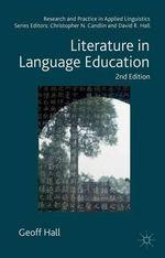 Literature in Language Education - Geoff Hall