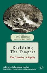 Revisiting The Tempest : The Capacity to Signify