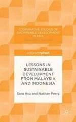 Lessons in Sustainable Development from Malaysia and Indonesia - Sara Hsu