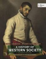 History of Western Society : Volume 1 - John P. McKay