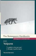 Jonson : Volpone - Marshall Botvinick