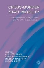 Cross-Border Staff Mobility : A Comparative Study of Profit- and Non-Profit Organisations