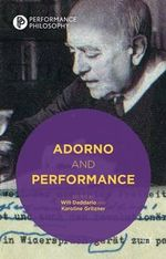 Adorno and Performance