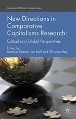 New Directions in Comparative Capitalisms Research : Critical and Global Perspectives
