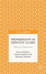 Membership in Service Clubs : Rotary's Experience - Quentin Wodon