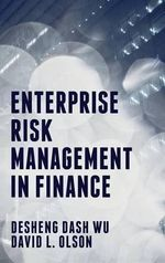 Enterprise Risk Management in Finance - Desheng Dash Wu