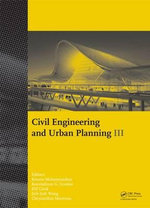 Civil Engineering and Urban Planning III - No Contributor