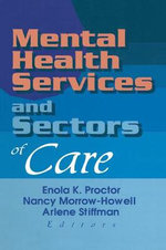 Mental Health Services and Sectors of Care - No Contributor