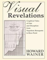 Visual Revelations : Graphical Tales of Fate and Deception from Napoleon Bonaparte to Ross Perot - Howard Wainer