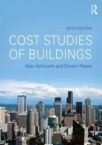 Cost Studies of Buildings - Allan Ashworth