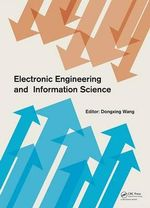 Information Science and Electronic Engineering 2015