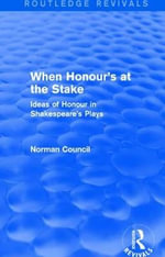 When Honour's at the Stake - Norman Council
