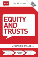 Q&A Equity & Trusts - Mohamed Ramjohn