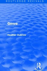 Genre - Heather Dubrow