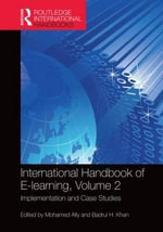 International Handbook of e-Learning: Volume 2 : Implementation and Case Studies