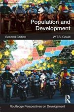 Population and Development : Routledge Perspectives on Development - W. T. S. Gould