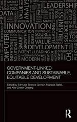 Government Linked Companies and Sustainable, Equitable Development