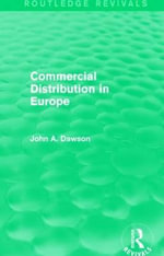 Commercial Distribution in Europe - John Dawson