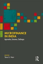 Microfinance in India : Approaches, Outcomes, Challenges - Tara S. Nair