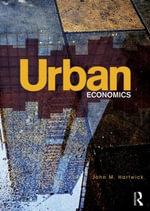 Urban Economics - John M. Hartwick