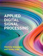 Applied Digital Signal Processing - Dimitris G. Manolakis