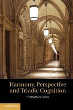 Harmony, Perspective, and Triadic Cognition - Norman D. Cook