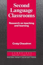 Second Language Classrooms - Craig Chaudron