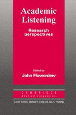 Academic Listening