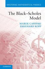 The Black Scholes Model - Marek Capi Ski
