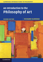 An Introduction to the Philosophy of Art - Richard Eldridge