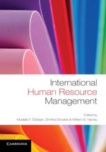 International Human Resource Management - Mustafa Ozbilgin