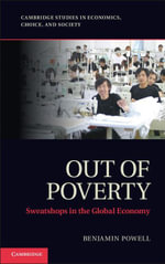 Out of Poverty - Benjamin Powell