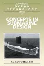 Concepts in Submarine Design - Roy Burcher