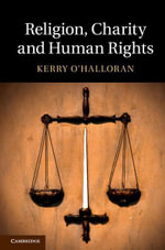 Religion, Charity and Human Rights - Kerry O'Halloran