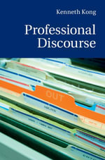 Professional Discourse - Kenneth Kong