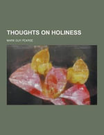 Thoughts on Holiness - Mark Guy Pearse