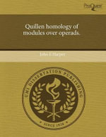 Quillen Homology of Modules Over Operads. - John E Harper