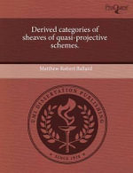Derived Categories of Sheaves of Quasi-Projective Schemes. - Matthew Robert Ballard