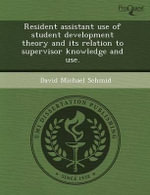 Resident Assistant Use of Student Development Theory and Its Relation to Supervisor Knowledge and Use. : Critical Geography and the Theology of Friedrich Schleiermacher. - Steven Ronald Smith Jungkeit