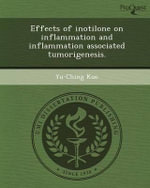 Effects of Inotilone on Inflammation and Inflammation Associated Tumorigenesis. : Retinoid Signaling in Motor Neurons and Amyotrophi... - Yu-Ching Kuo