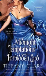 Midnight Temptations with a Forbidden Lord : Rhymes with Love - Tiffany Clare