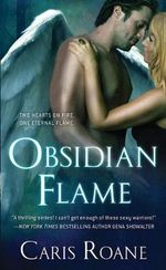 Obsidian Flame : Guardians of Ascension - Caris Roane
