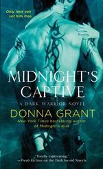 Midnight's Captive : A Dark Sword Novel - Donna Grant