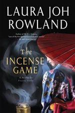 The Incense Game : A Novel of Feudal Japan - Laura Joh Rowland